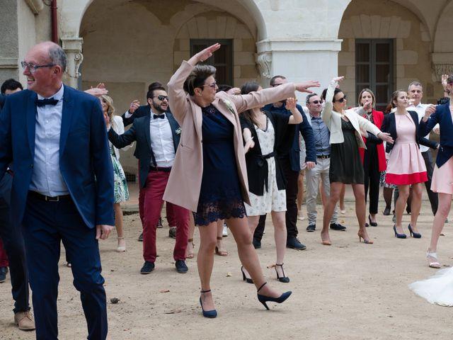 Le mariage de Renan et Perline à Clisson, Loire Atlantique 42