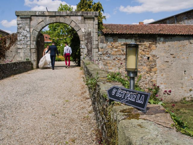 Le mariage de Renan et Perline à Clisson, Loire Atlantique 48
