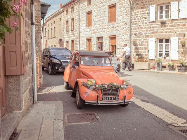 Le mariage de Axel et Marine à Saint-Étienne, Loire 10