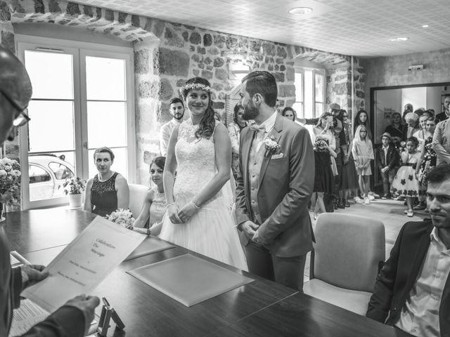 Le mariage de Axel et Marine à Saint-Étienne, Loire 13