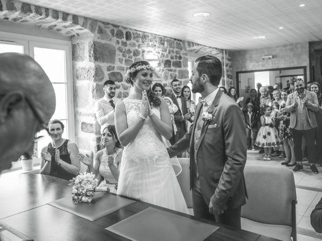 Le mariage de Axel et Marine à Saint-Étienne, Loire 14