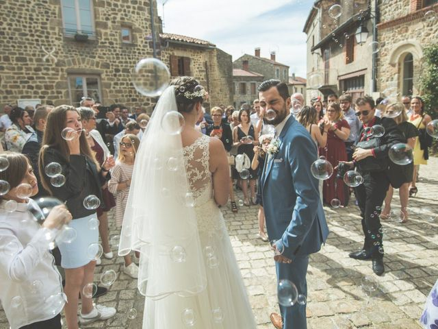 Le mariage de Axel et Marine à Saint-Étienne, Loire 27