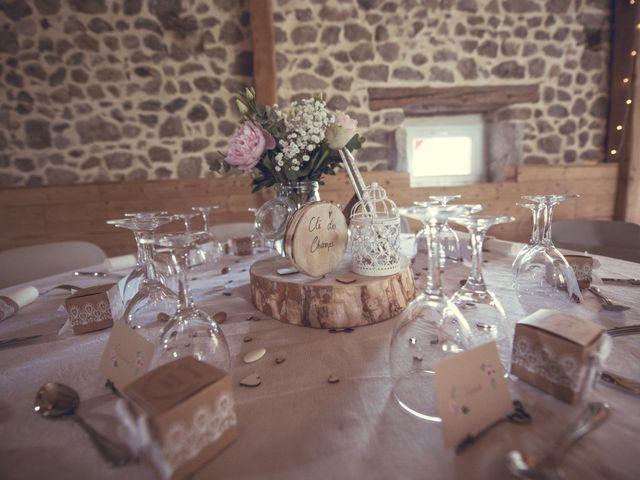 Le mariage de Axel et Marine à Saint-Étienne, Loire 34