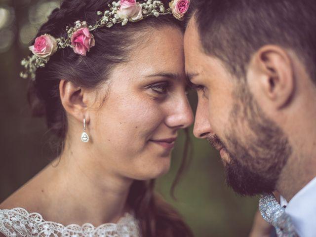 Le mariage de Axel et Marine à Saint-Étienne, Loire 43