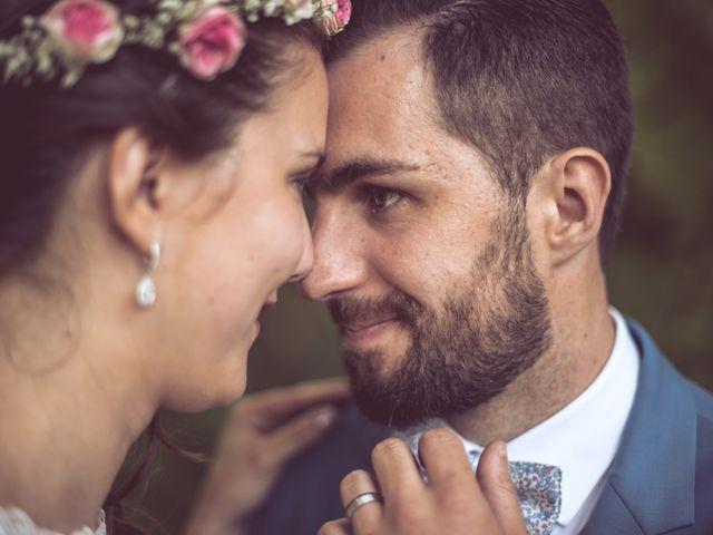 Le mariage de Axel et Marine à Saint-Étienne, Loire 44