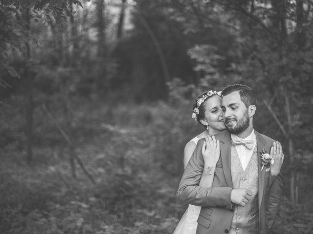 Le mariage de Axel et Marine à Saint-Étienne, Loire 45
