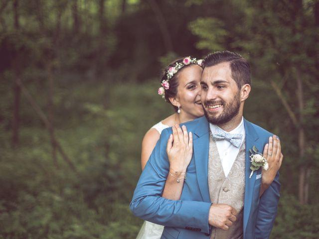 Le mariage de Axel et Marine à Saint-Étienne, Loire 46