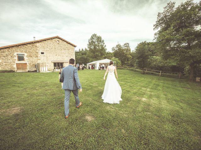 Le mariage de Axel et Marine à Saint-Étienne, Loire 49
