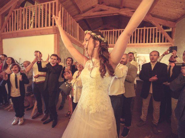 Le mariage de Axel et Marine à Saint-Étienne, Loire 50