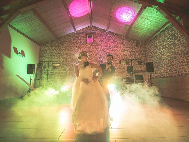 Le mariage de Axel et Marine à Saint-Étienne, Loire 55