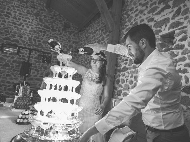 Le mariage de Axel et Marine à Saint-Étienne, Loire 64