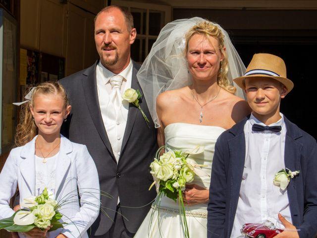Le mariage de Stéphanie et François