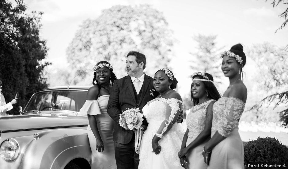 Le mariage de Pierre et Émilienne à Saint-Pierre-du-Vauvray, Eure