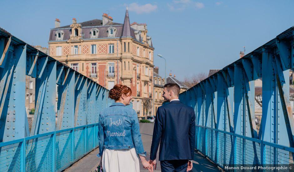 Le mariage de Maxime et Lucie à Charleville-Mézières, Ardennes