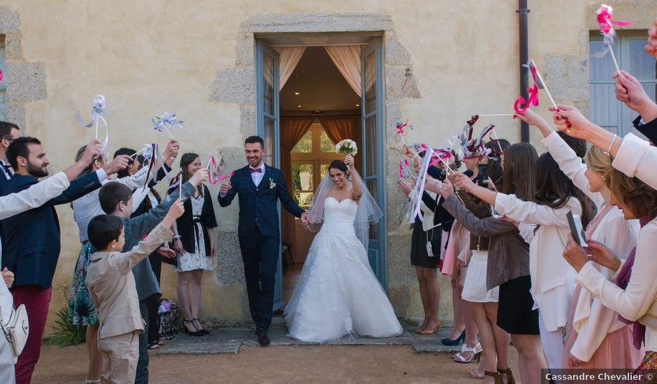 Le mariage de Renan et Perline à Clisson, Loire Atlantique