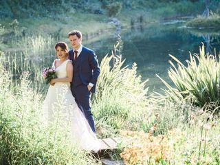 Le mariage de Kristina et Sylvain