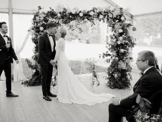 Le mariage de Mariana et Julien