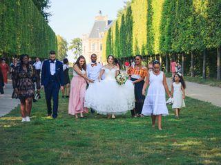 Le mariage de Doriane et Jessy 2