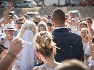 Le mariage de Lucile et Stéphane
