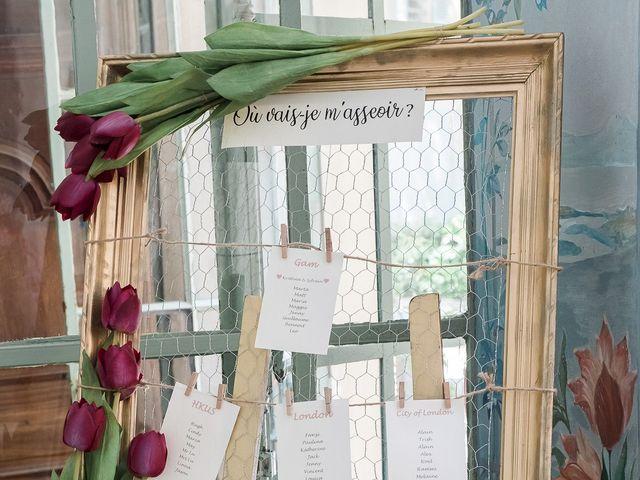 Le mariage de Sylvain et Kristina à Toulon, Var 16