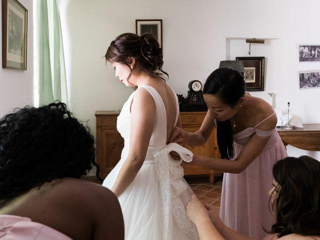 Le mariage de Sylvain et Kristina à Toulon, Var 25