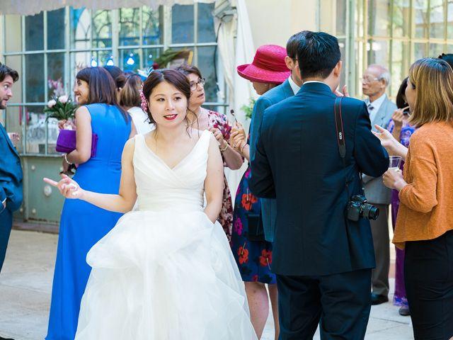 Le mariage de Sylvain et Kristina à Toulon, Var 65