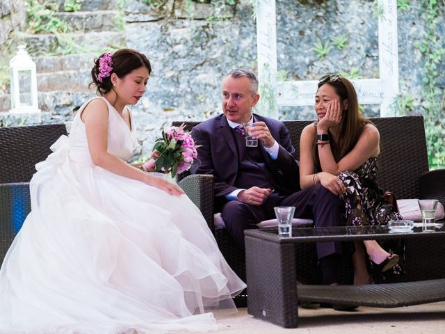 Le mariage de Sylvain et Kristina à Toulon, Var 87