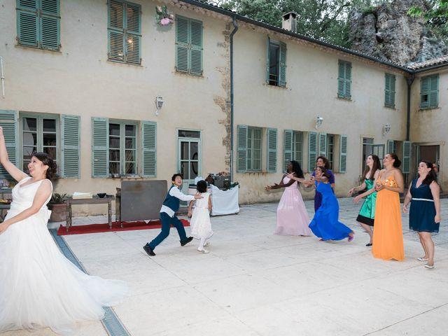 Le mariage de Sylvain et Kristina à Toulon, Var 107