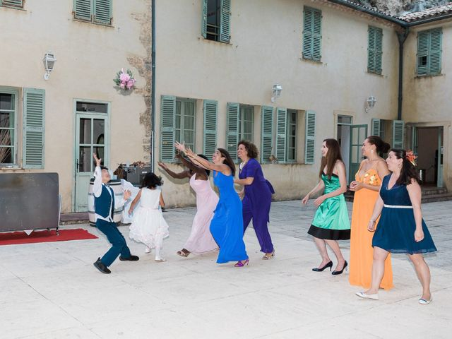 Le mariage de Sylvain et Kristina à Toulon, Var 108