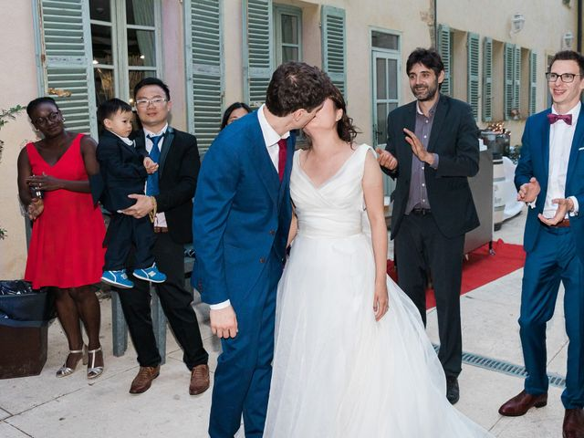 Le mariage de Sylvain et Kristina à Toulon, Var 121