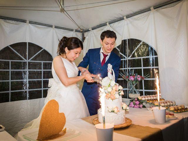 Le mariage de Sylvain et Kristina à Toulon, Var 144