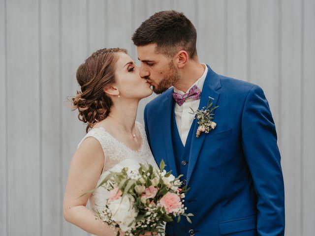 Le mariage de Léonie et Emmanuel