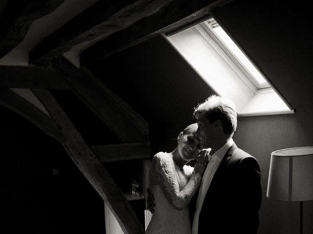 Le mariage de Julien et Mariana à Beaulieu-sur-Loire, Loiret 9