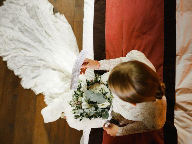 Le mariage de Julien et Mariana à Beaulieu-sur-Loire, Loiret 12
