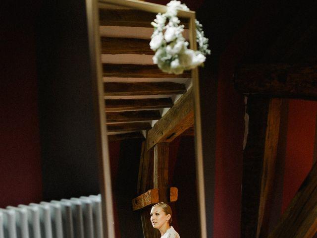 Le mariage de Julien et Mariana à Beaulieu-sur-Loire, Loiret 13