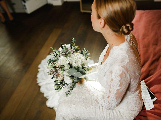 Le mariage de Julien et Mariana à Beaulieu-sur-Loire, Loiret 14