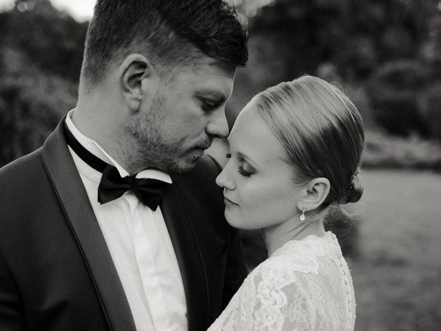Le mariage de Julien et Mariana à Beaulieu-sur-Loire, Loiret 38