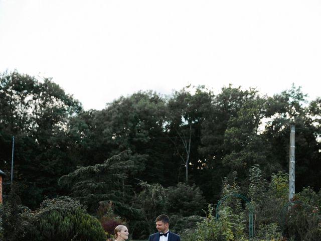 Le mariage de Julien et Mariana à Beaulieu-sur-Loire, Loiret 41
