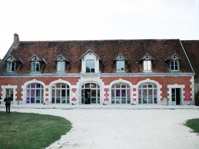 Le mariage de Julien et Mariana à Beaulieu-sur-Loire, Loiret 52
