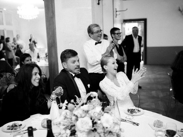 Le mariage de Julien et Mariana à Beaulieu-sur-Loire, Loiret 58