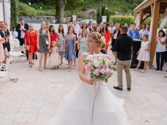 Le mariage de Brice et Amandine à Gémenos, Bouches-du-Rhône 9