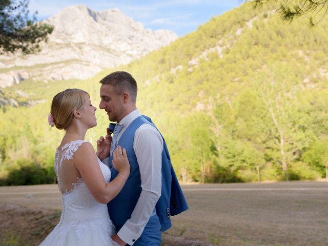 Le mariage de Brice et Amandine à Gémenos, Bouches-du-Rhône 11