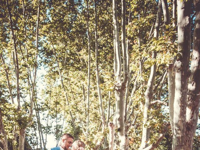 Le mariage de Brice et Amandine à Gémenos, Bouches-du-Rhône 12