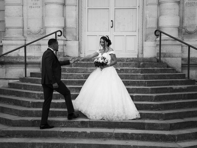 Le mariage de Jessy et Doriane à Massy, Essonne 36