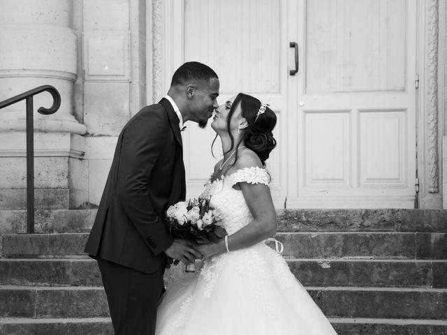 Le mariage de Jessy et Doriane à Massy, Essonne 37