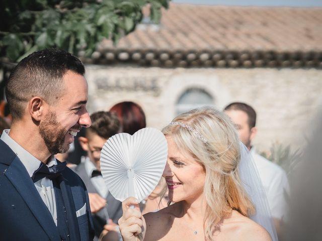 Le mariage de Stéphane et Lucile à Lapalud, Vaucluse 14