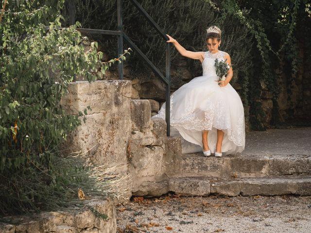 Le mariage de Stéphane et Lucile à Lapalud, Vaucluse 17
