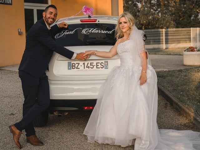 Le mariage de Stéphane et Lucile à Lapalud, Vaucluse 45