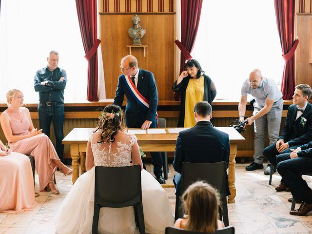 Le mariage de Arnaud et Laura à Calonne-sur-la-Lys, Pas-de-Calais 41