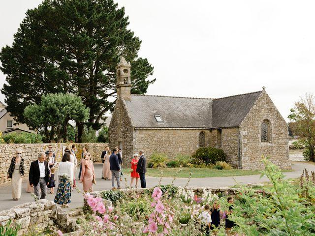 Le mariage de Maxime et Nadège à Landaul, Morbihan 2
